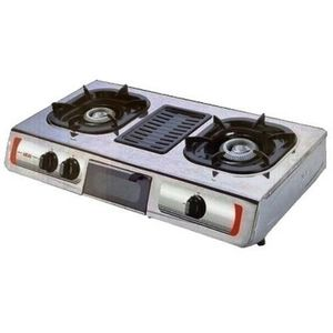 AKAI 50*50 Gas Cooker With Oven