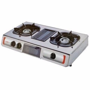 AKAI Table Top Gas Cooker & Grill