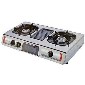 AKAI Gas Stove With Grill
