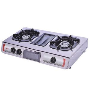 AKAI Gas Stove With Grill - GC016A-8307G