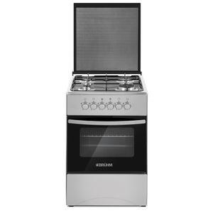 Bruhm 4 Burner Gas Cooker (50 X 50) - BGC-5040