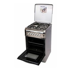 Bruhm BGC 5031NX, 50X55 - 3+1 Cooker With Gas Oven And Grill