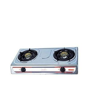 Eurosonic 2 Burners Table Top Gas Cooker