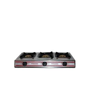 Eurosonic Auto Ignition Table Top Gas Cooker - 2 Burner