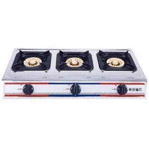 Eurosonic Table Top Gas Cooker- Black