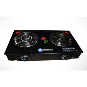 Haier Thermocool 3GAS +1ELECTRIC STANDING GAS COOKER-MY DIVA 6831-INOX