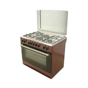 Haier Thermocool 90 X 60cm 4 Gas Burner 2 Electric Cooker