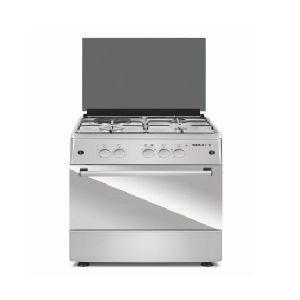 Maxi Free Standing Gas Cooker- MAXI 60x60 M4 (3+1) INOX