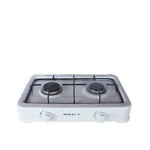 Maxi 2 Gas Burners Table Top Cooker MAXI 200 - OC