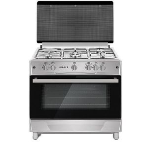 Maxi 4-Burner Manual Ignition Table Top Gas Cooker - Maxi 400