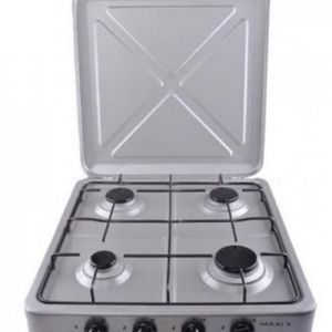 Maxi MAXI Anti-Rust Table Top Gas Cooker - 4 Burner