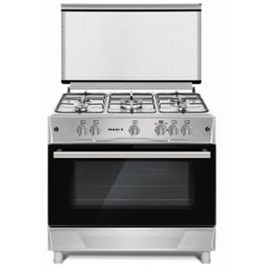 Maxi  3 Gas Burners Table Top Cooker - Maxi 300