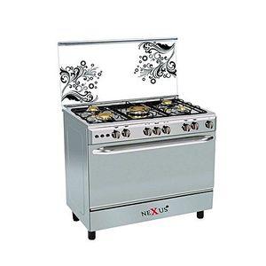 Nexus 90*60 Cooker 6 Burners 4gas+2electric Wide Oven