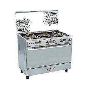 Nexus Gas Cooker( Glass Door Oven 4 + 2)