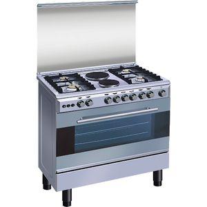 Nexus Standing 50/50 Gas Cooker 3+1 Burners
