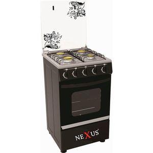 Nexus STANDING GAS COOKER 4+0 NX5055