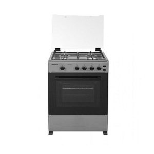 Polystar GAS COOKER, 4 GAS BURNER WITH GAS OVEN & GRILL PVHS-50GG16