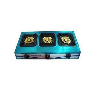 Polystar 3 BURNER TABLE GAS COOKER