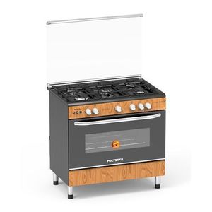Polystar 5 Gas Burner With Auto Ignition -LAGOS ONLY