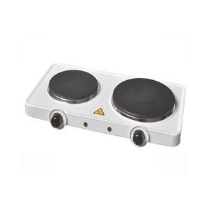 Pyramid Double Burner Electric Hotplate