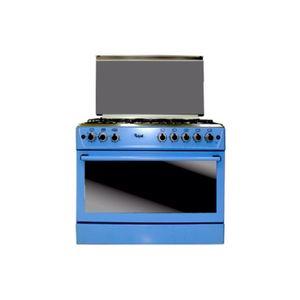 Royal 5 BUNNER GAS COOKER 90x60  RG 6950LB BLUE