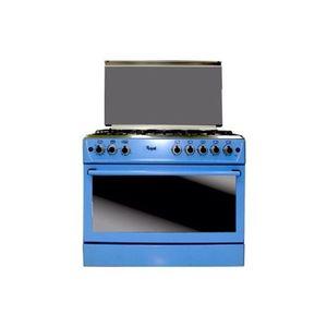 Royal ROYAL 5 BUNNER GAS COOKER 90x60 RG 6950LB BLUE