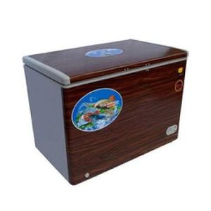 Royal Deep Freezer Fast Freezing Wooden Color RCF-B350