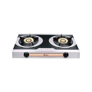 Saisho 2 Burner Table Gas Cooker