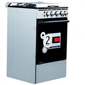 Scanfrost 3 Gas Burner Cooker With Electric Plate SFC-5312S