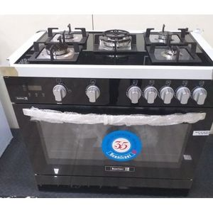 Scanfrost 5 Burners All Gas Cooker-SFC9500E