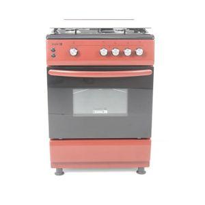 Scanfrost Gas Cooker CK6400 NG 60*60 4 Gas Burner