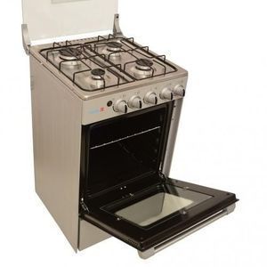 Scanfrost 4 Gas Burner With Oven And Grill –SFC5402 S