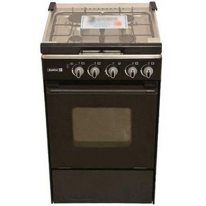 Scanfrost 4 Gas Burner With Lamp Gas Oven SFC-5402B
