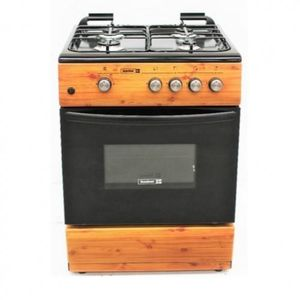 Scanfrost 4 Burner Gas Cooker  Turkey Made