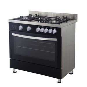 Scanfrost 5 Gas Burners With Electric Oven - Grill And Rotisserie With Auto Ignition - Sfc9500ee