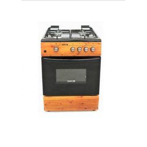 Scanfrost Gas Cooker CK6402 NG - 4 Gas Burner