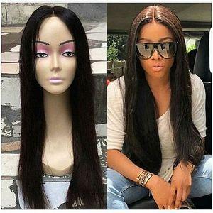 Straight Hair Wig Brazilian Hair