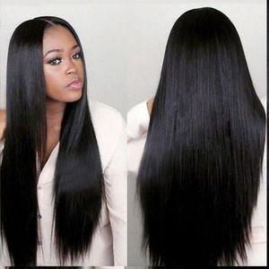 Brazilian Remi Hair Straight Wig -