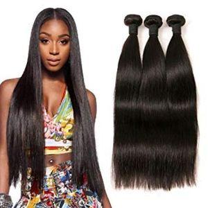 Premium Brazilian Hair Straight Weave