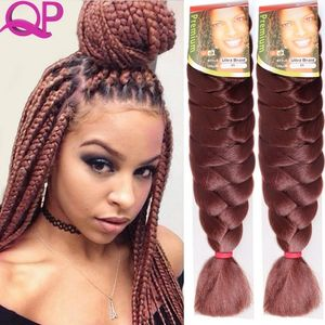 Expression Hair Attachment- Ultra Braid Set Of 6 Color 2
