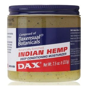 Dax Botanical Enriched Indian Hemp Moisturizer Hair Cream-7.5oz