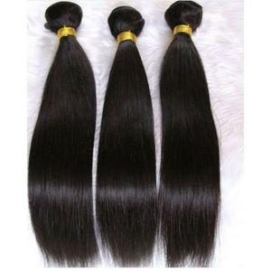 Divalicious Human Hair Indian Straight Hair (300g)- Colour 1b