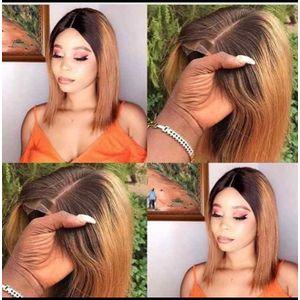 Indian Blunt Cut(blonde)
