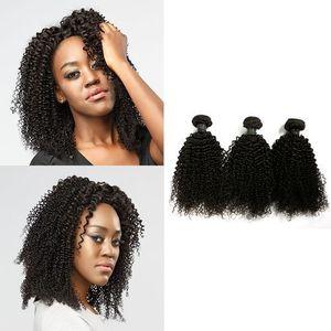 Bliss Hair Human Hair In Indian Baby Deep Curl Weaving