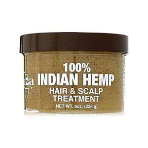 Kuza KUZA Indian Hemp Hair Cream Treatment & Care.