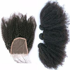 Italian Kinky Curls Human Hair
