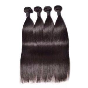 Malaysian Super Straight  Hair (4 Bundles) 300 Grams