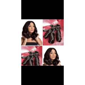 Remy 10 Inches Egg Curl Closure