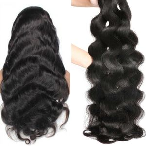 Long Remy Loose Deep Wave Hair Bundles - 16 Inches