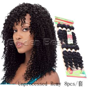 Bliss Brazilian Remy Hair Weave 4 Bundles Magic Curl Deals